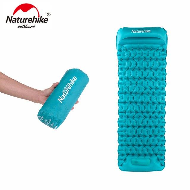 Naturehike Ultralight Waterproof Air Mats Inflate Mattress With Pillow NH17C061-U