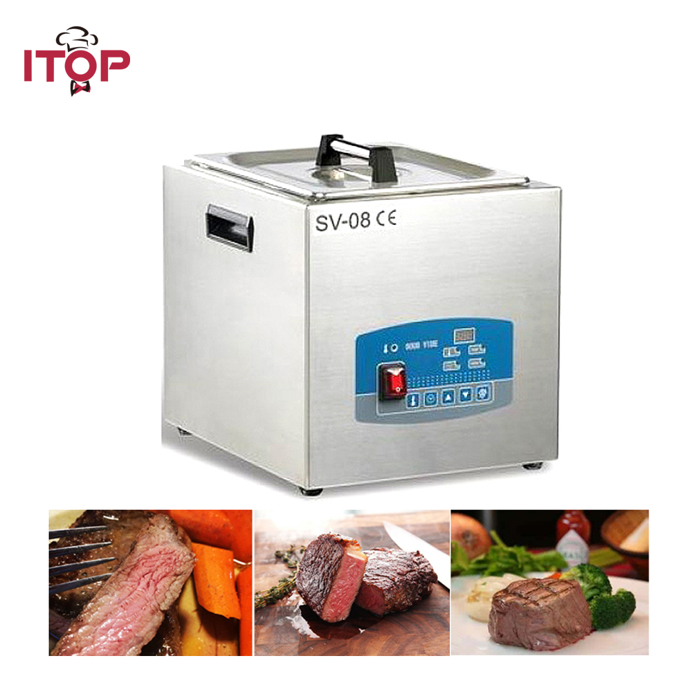 1000 Watts Digital Sous Vide Pod Immersion Circulator Chef Cooker Includes Digital Timer in Food Processors from Home Appliances