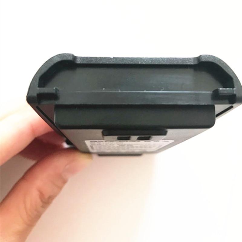 Image 4 - 2 pieces 100% Original  BaoFeng UV 9R Walkie Talkie 7.4V 2200mah Li ion Battery for Pofung UV 9R Two way radio UV9R Woki toki-in Walkie Talkie from Cellphones & Telecommunications