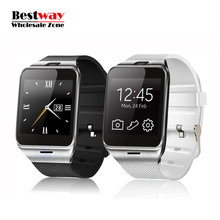 DHL Free Shipping 20pcs lot Smart Watch Aplus GV18 Clock SIM NFC Bluetooth Connectivity Iphone Android