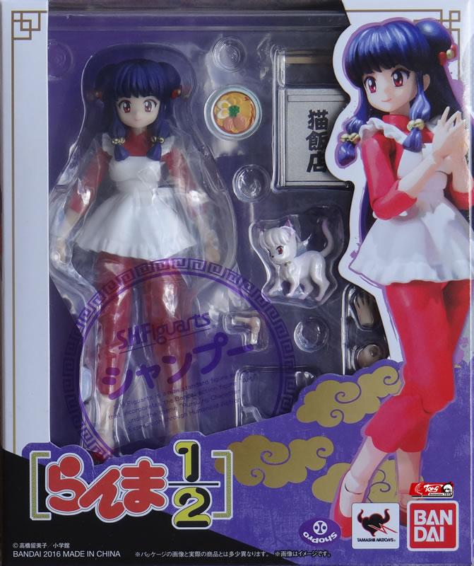 "Anime ""Ranma 1/2""   Action Figure – Shampoo"