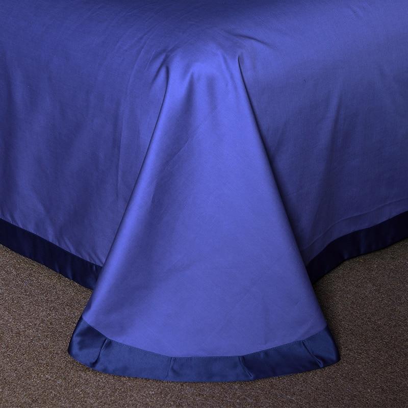 (1)  White silver cotton imitate silk luxurious Bedding Set queen king measurement mattress set Bedsheets linen Europe embroidery Quilt cowl set HTB1ZYazph9YBuNjy0Ffq6xIsVXaQ