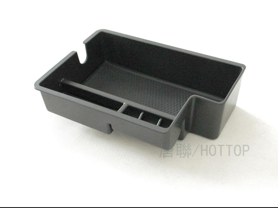 Car styling Car Armrest Storage Box Tray Storage Box For Mitsubishi Outlander ASX 2012 2013 2014