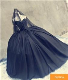 Luxury-Beaded-Black-Gothic-Wedding-Dresses-2016-Hijab-Islamic-Sweetheart-Floor-Length-Muslim-Wedding-Gown-Plus