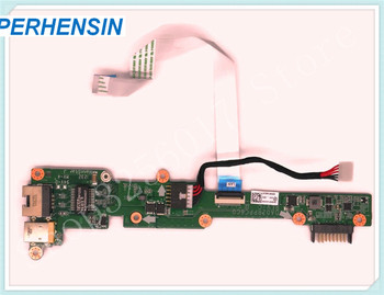 DC Jack Power Button Board For Acer For Aspire V5 V5-551-8401 V5-551 DA0ZRPPC6C0 without power cable