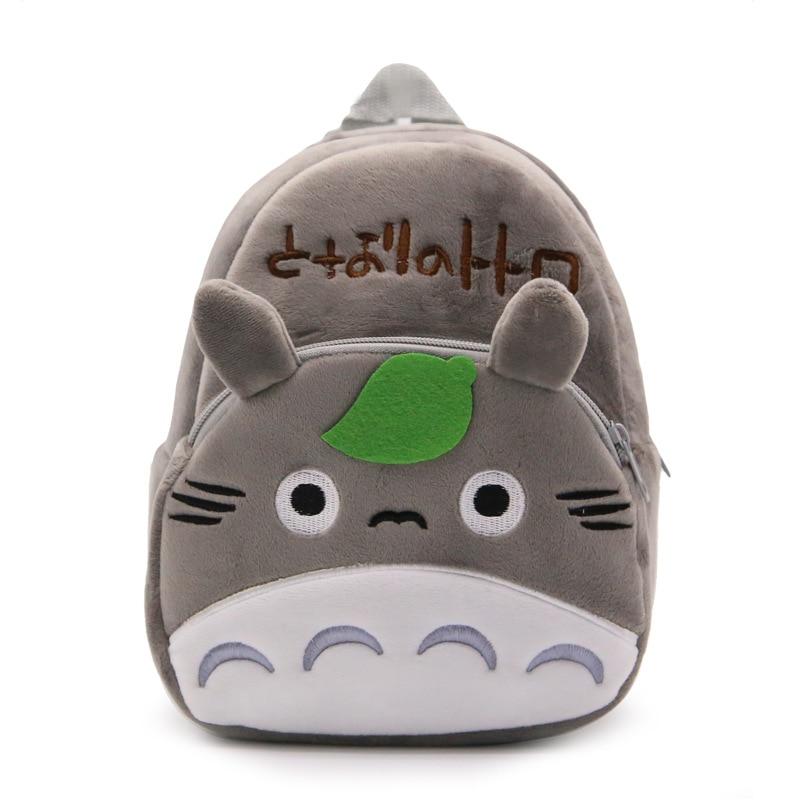 74227ba795c1 милые дети школьная сумка мультфильм тоторо Тоторо кошка бак.