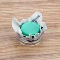 DIY Tasche Tuch Schnalle Kits Drücken Sie Taste Tuch Basis Semi-fertig Produkte mit 1 Set Werkzeuge @ LS JY16