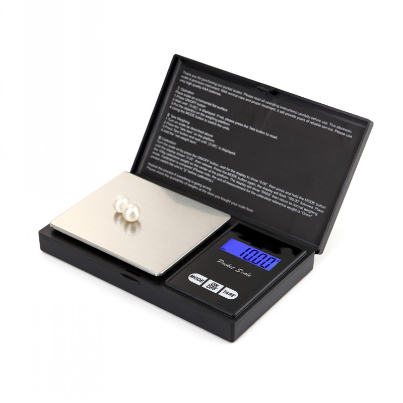 Mini Electronic <font><b>Scales</b></font> 0.01g0.1g Precision Libra Jewelry <font><b>Scale</b></font> <font><b>weight</b></font> <font><b>scale</b></font> Portable Palm balance <font><b>Digital</b></font> <font><b>Scale</b></font> weighing machine image