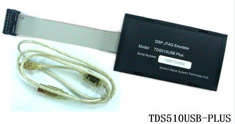 Enhanced High Speed DSP Development System For DSP Simulator-TDS510USB2.0-PLUS