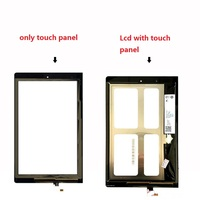 10 1 LCD And Touch Panel With Frame For Lenovo Yoga Tablet 10 HD B8080 B8080