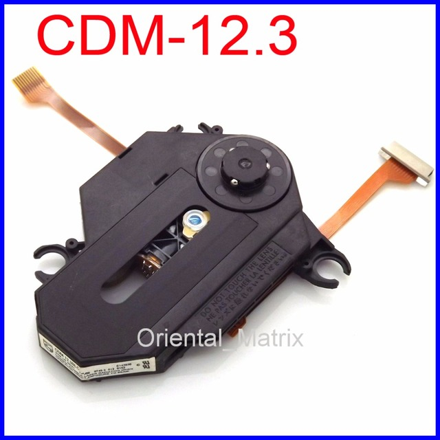 Original CDM-12.3 OPtical Pick Up Mecanismo CDM12.3BLC CDM12.3 BLC Assembléia Lens Laser CD Para MARANTZ CD-17 Mk II