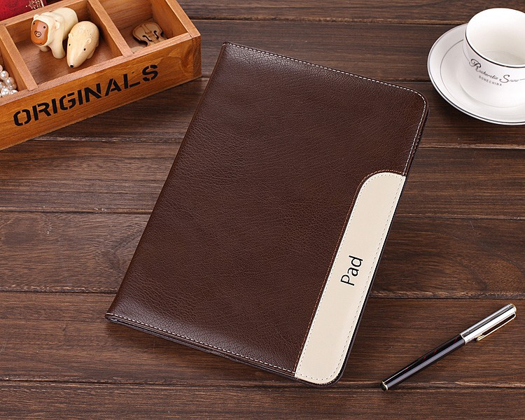 Ultra thin Buffalo pattern Pu leather flip cover case for Apple new iPad 2017 9.7 A1822 Wallet stand tablet PC shell+Film+stylus new case for huawei media pad m2 lite ple 703l 7 cover pu leather flip folding case shell tablet pc cases stylus free shipping