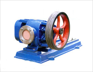 Hydraulic pump lobe pump LCW10-0.6 high viscosity vacuum pump vacuum pump inlet filters f007 7 rc3 out diameter of 340mm high is 360mm
