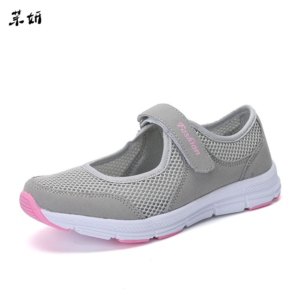 2018 New Fashion Shoes Women Flat Shoes Summer Sandals Anti Slip Fitness Running Shoes Hook & Loop Flat With Sandals2018 New Fashion Shoes Women Flat Shoes Summer Sandals Anti Slip Fitness Running Shoes Hook & Loop Flat With Sandals