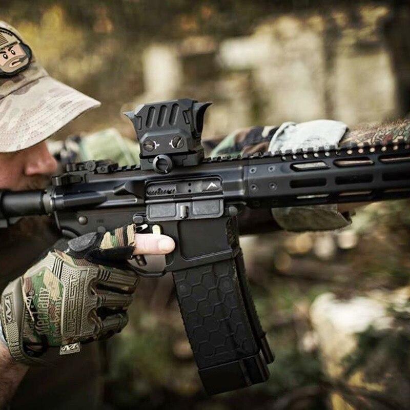 DI EG1 Красный точка зрения Область рефлекс голографический прицел 1,5 МОА для 20 мм Rail Охота винтовка с прицелом Снайпер