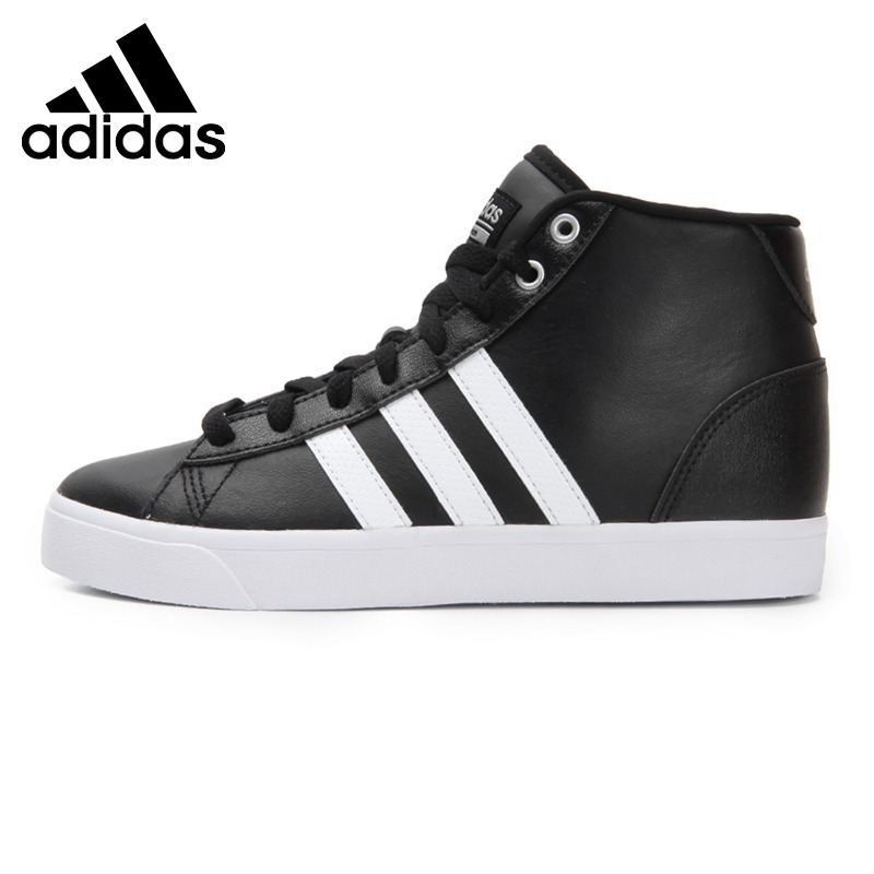 Original New Arrival 2018 Adidas NEO Label CF DAILY QT MID Women's Skateboarding Shoes Sneakers термоноски guahoo sport mid weight 150 cf bk