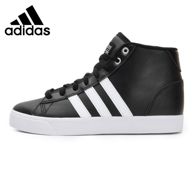 Original New Arrival 2018 Adidas NEO Label CF DAILY QT MID Women s  Skateboarding Shoes Sneakers 3a44d4a6ae