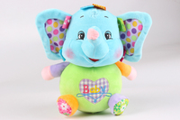 Baby Tumbler Toy Hot Sale Plush Toy Doll Baby Christmas Gift Boy Girl Cartoon Animal Stuffed
