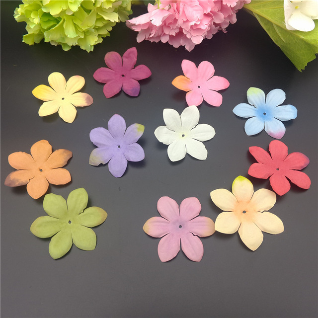 10pcs silk flower petals artificial flower for wedding home bridal 10pcs silk flower petals artificial flower for wedding home bridal bouquet wrist accessories party festival decoration mightylinksfo Image collections