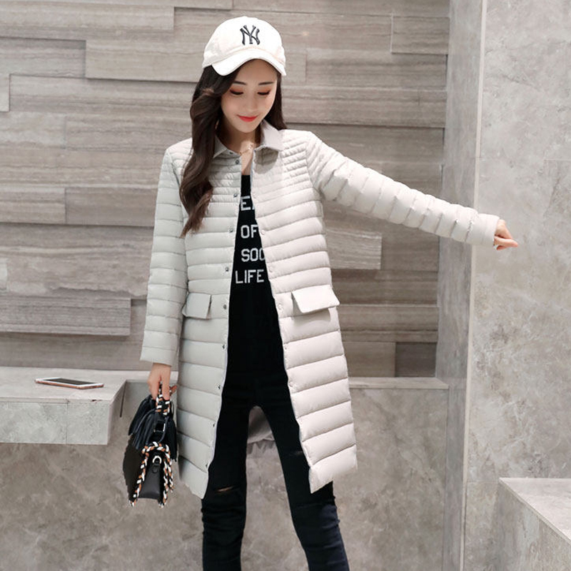 3XL Plus Size Women Winter Coat Down Thin Jacket Women Long White Duck Down Jackets Parka Slim Female Clothes Solid Color LJ65 2015 new thin style winter coat women slim white duck down parka long jacket women s outerwear elegant down jackets coat zj016