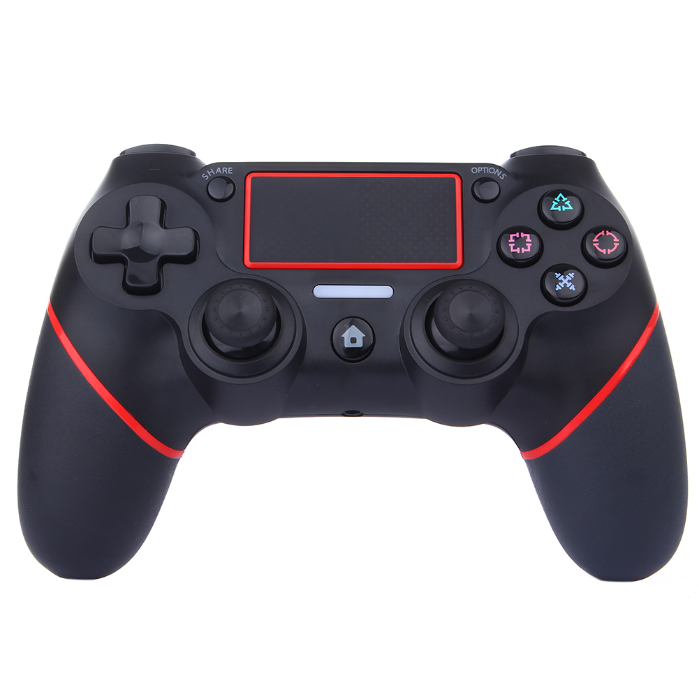 New Wireless Game Controller Gamepad Gaming Remote Control Joystick Wireless Joypad for PS4 Game Console легкая шубка из вязаной овчины