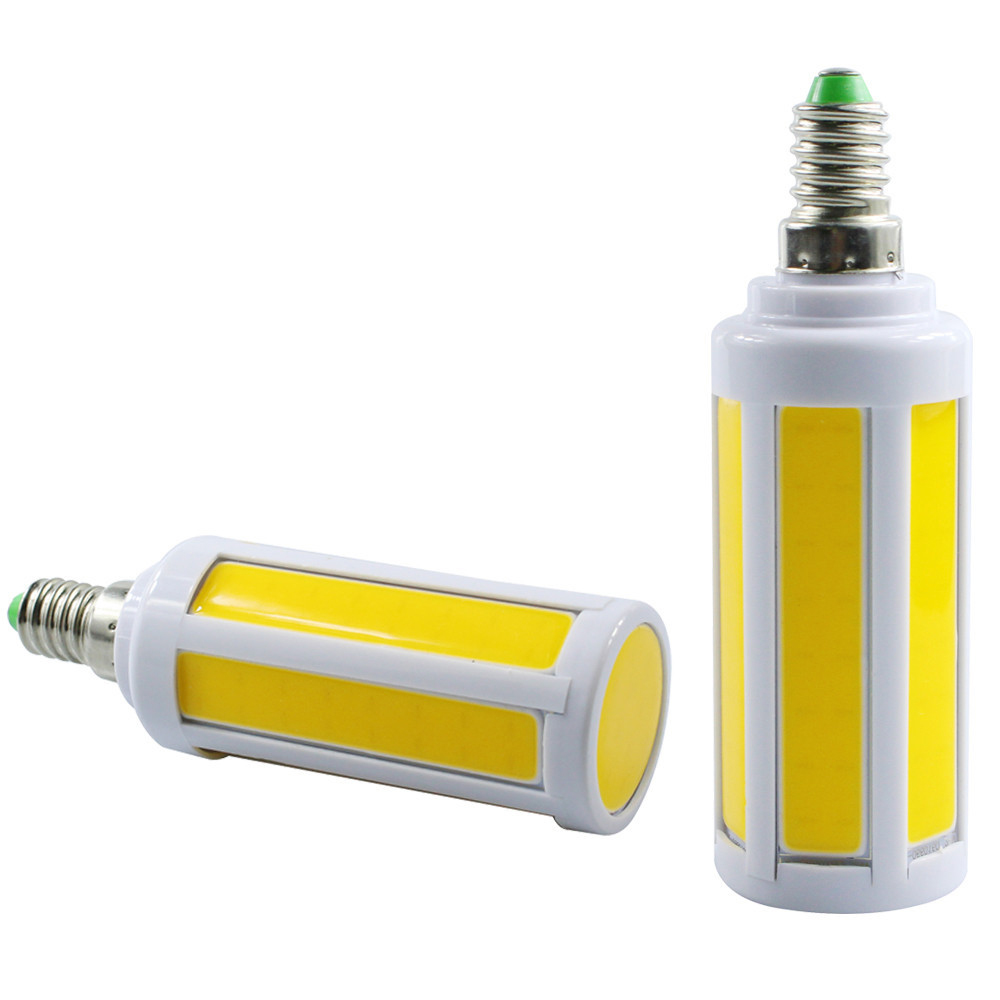 ulter bright COB led corn bulb Lampada led 10W white warm white led lamp E14 led cob light AC 220V High Power LEEDSUN lampada ac 220v 9w 12w e27 b22 e14 cob led bulb lamp corn light led spotlight cold white warm white led lighting free shipping