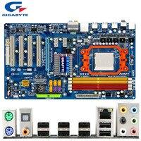 Oryginalny Używany Pulpitu płyta główna Dla Gigabyte GA-M720-ES3 M720 wsparcie Socket AM2 DDR2 wsparcie 16G 6 * SATA2 USB2.0 ATX