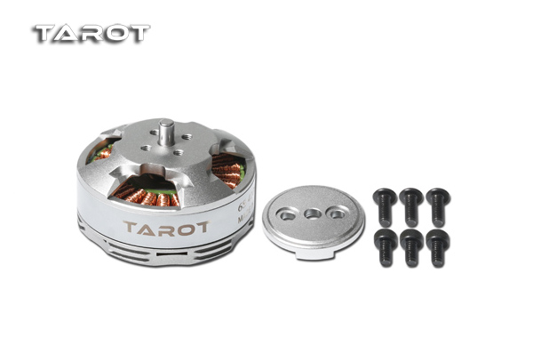 Ormino Tarot RC 4108 380KV Brushless Motor Drone 6S Multicopter Parts Hexacopter Quadcopter Drone Kit Motors 4108 6pcs gartt ml 4108 500kv brushless motor for mult irotor quadcopter hexacopter rc drone