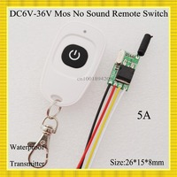 DC6V 36V Wide Voltage Range Remote Switch 7 4V 9V 12V 13V 14V 18V 24V 28V