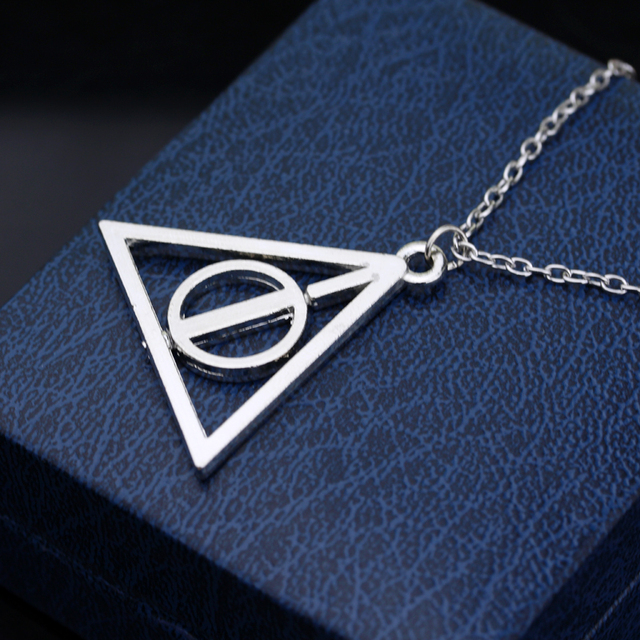 Famous Deathly Hallows Pendant