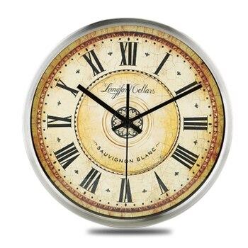 Modern Design Silent Wall Metal Clock Glass Large Digital Basketball Clock Electronic Saat Big Wall Watches Home Decor 50ZB0044