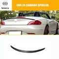 E89 Z4 D стиль задний спойлер из углеродного волокна для BMW E89 Z4 2009-2014 авто гоночный автомобиль Стайлинг задний багажник крышка крыла губ