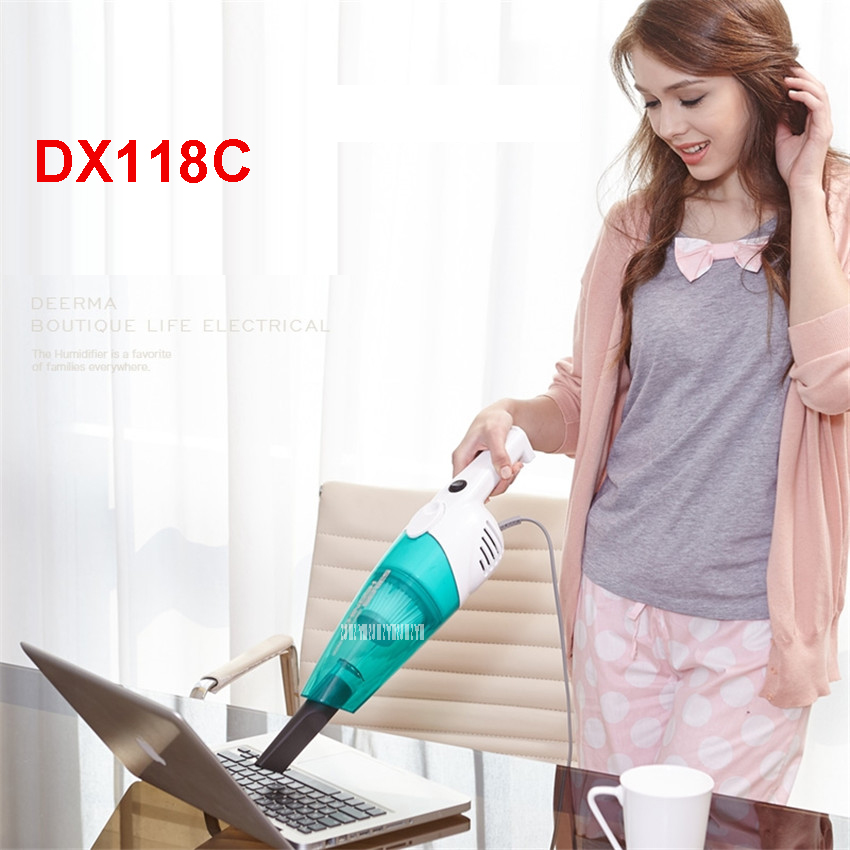 цены  220V /50hz DX118C Vacuum cleaner household miniature ultra-quiet hand-held carpet mini high power 600W  Stainless steel filter