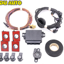 Parking-Sensor-Kit Polo Pilot PQ25 6R0919475 Rear for VW Pq25/Rear/Ops/.. 6r0-919-475/6r0919475/7e0919475k/7e0-919-475-k