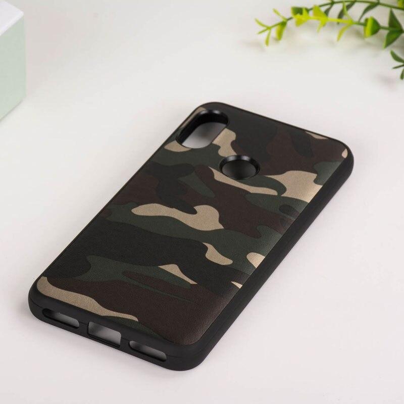 Camouflage Case For Xiaomi Mi A2 Lite Soft TPU&Amp;Hard PC&Amp;Pattern Skin Covers Coque Fundas For Xiaomi Redmi 6 Pro