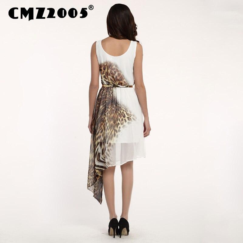 Hot Sale Damenbekleidung Hochwertiger Leopardenmuster Ärmellose Mode - Damenbekleidung - Foto 4