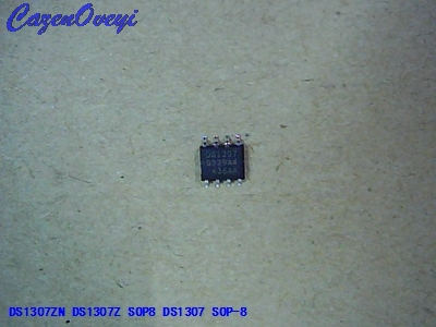 10pcs/lot DS1307ZN DS1307Z DS1307 SOP-8 In Stock