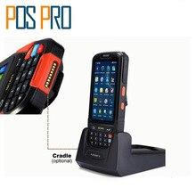 IPDA018 Free ship POS Terminal 2D handheld bluetooth 4 0 3g 4g Waterproof Mini Barcode Scanner