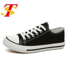 TS Nueva Men Casual Shoes Pisos Transpirables Par de Zapatos Clásicos de La Moda Zapatos de Los Hombres Para Los Hombres Zapatos Zapatos de Lona De Hombre