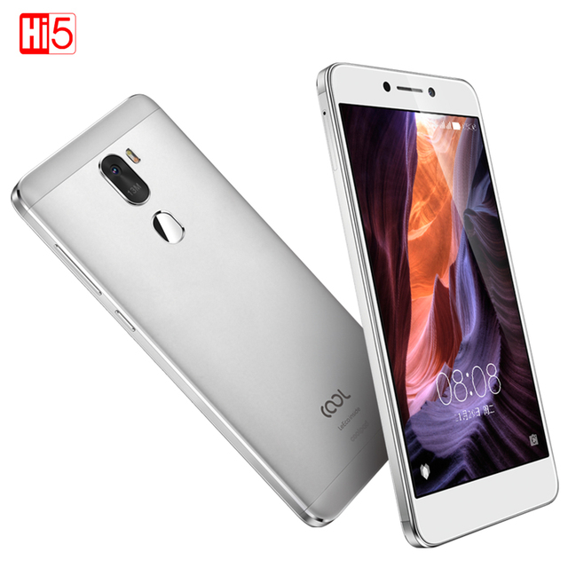 "Original Letv Cool Changer 1C Leeco Coolpad Cool1 Mobile Phone Snapdragon 652 3GB RAM 32GB 5.5"" FHD 13MP 4060mAh Fingerprint"