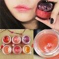 Nueva Caja Suger Lindo Hidratante Glitter Lip Tint 6 Color de Larga duración Nutritiva Bebé Dulce Labios Brillo de Labios de Diamantes brillo