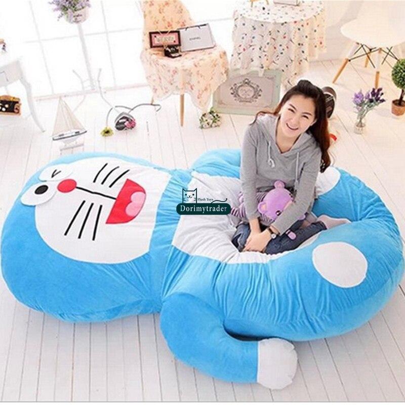 Ambitieus Dorimytrader 200 Cm X 150 Cm Pop Anime Doraemon Zitzak Pluche Zachte Slaapzak Bed Matras Tatami Sofacm Kids Present Dy61624