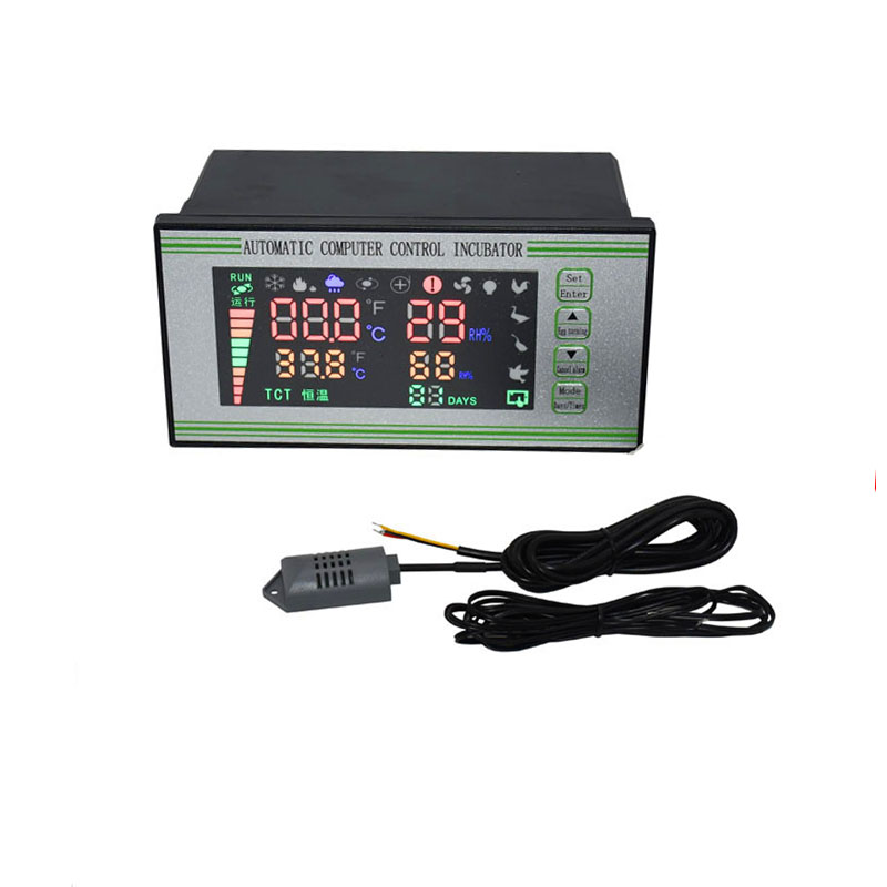 XM 18S Egg Incubator Controller Thermostat Hygrostat Full Automatic Control With High Quality 1pcs-in Cages & Accessories from Home & Garden    1