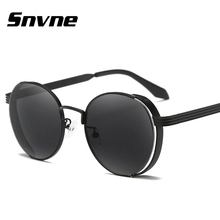 Snvne Sun glassess Moda unglasses para hombres mujeres Marca de diseño gafas de sol oculos feminino hombre masculino KK530