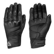 S-XXL мотоциклетные Прихватки для мангала мото кожа полный палец защиты перчатки Мотоцикл горные Велоспорт езда гоночные перчатки Revit Guantes
