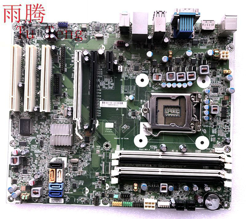 694617 001 For HP Pro 3330 3830 MT Desktop Motherboard 702644 001 H