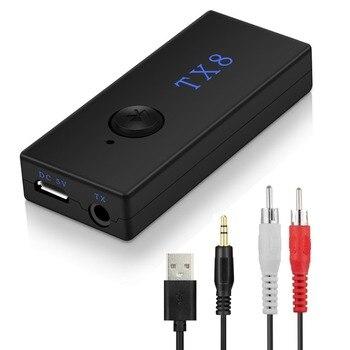 Transmetteur Bluetooth Sans Fil Bluetooth Adaptateur émetteur Audio