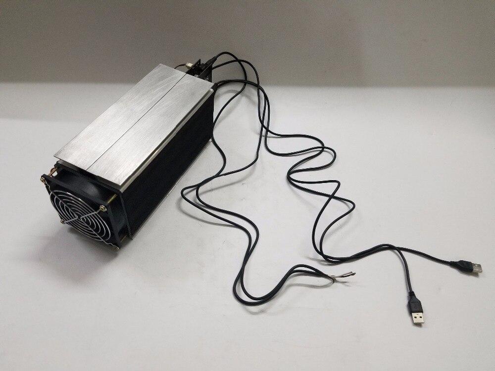 Envío libre usado gridseed minero 5.2-6MH/s 100 W scrypt minero litecoin minería gridseed Blade enviar por DHL o el ccsme