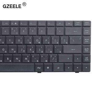 Image 3 - をhpのcompaq CQ620 CQ621 CQ625 620 621 625 シリーズruレイアウトノートパソコンのキーボード黒ロシア