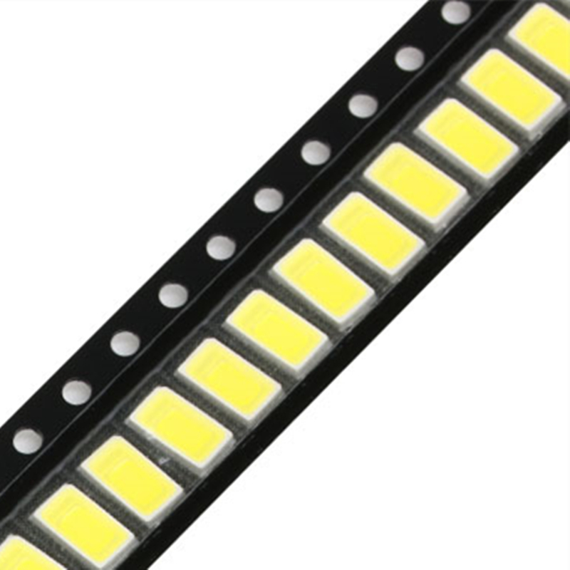 200pcs/LOT 5730 0.5W-150Ma 50-55lm 5600K-6400K White Light SMD 5730 LED 5730 Diodes 3.2~3.4V